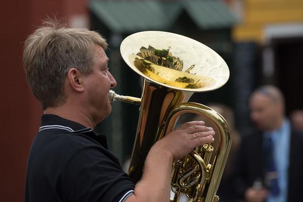 Koncert i Szentendre