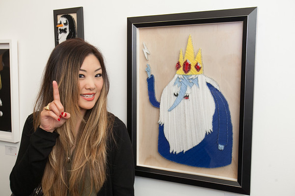 "Jux- ""Adventure Time"" Gallery 1988"