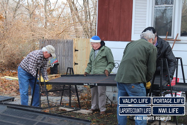 Life Care Center of the Willows Wheelchair Ramp Building 2019