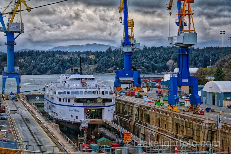 Esquimalt Drydocks