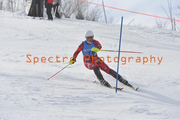 OFSAA Alpine 2014 Level I Slalom Men