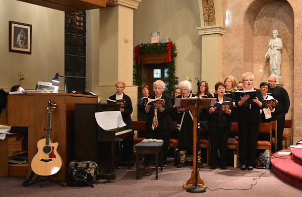 Christmas Church 2013
