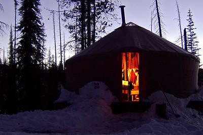 Wallowa Hut Trip 2009