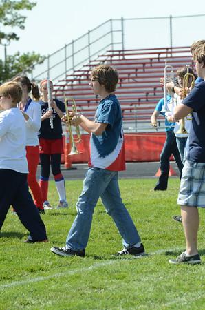 Band - Homecoming 2012