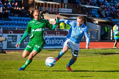 Sandnes Ulf vs Hønefoss, 21. April 2013