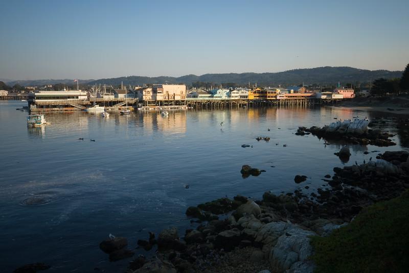 2008 10/16 to 10/18: Monterey and Laguna Seca