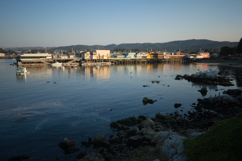 2008 10/16 to 10/18: Salinas and Monterey