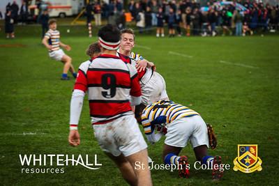 Match 5 - Hustpierpoint College VS John Fisher School