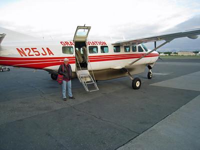 Homer to Anchorage Flight