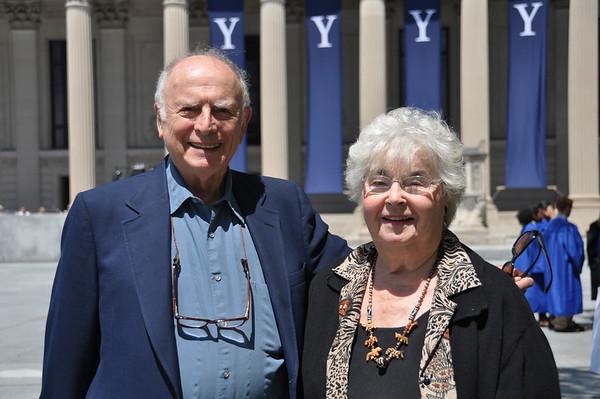 Yale Graduation May 2014