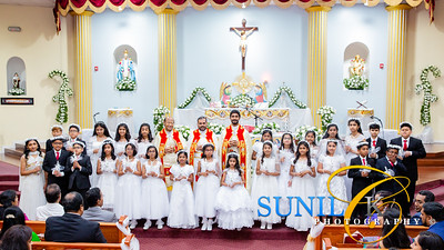 Holy Communion Shots