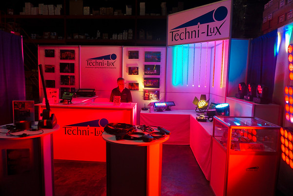 Techni-Lux, 25th Aniv Open House, Orlando FL 1 14 2016