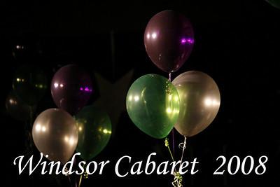 Windsor cabaret 2008