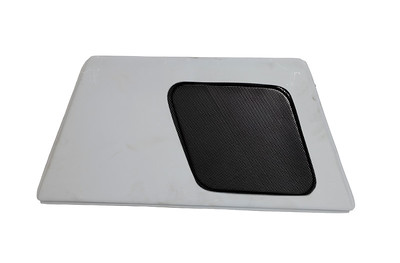 CASE IH LH BONNET SIDE PANEL​ 135229A3