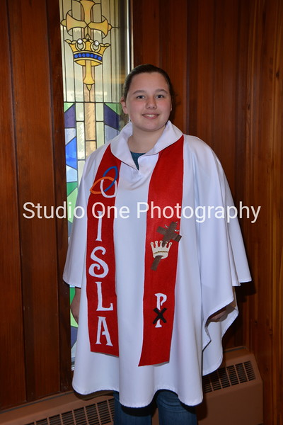 Zion Lutheran Confirmation