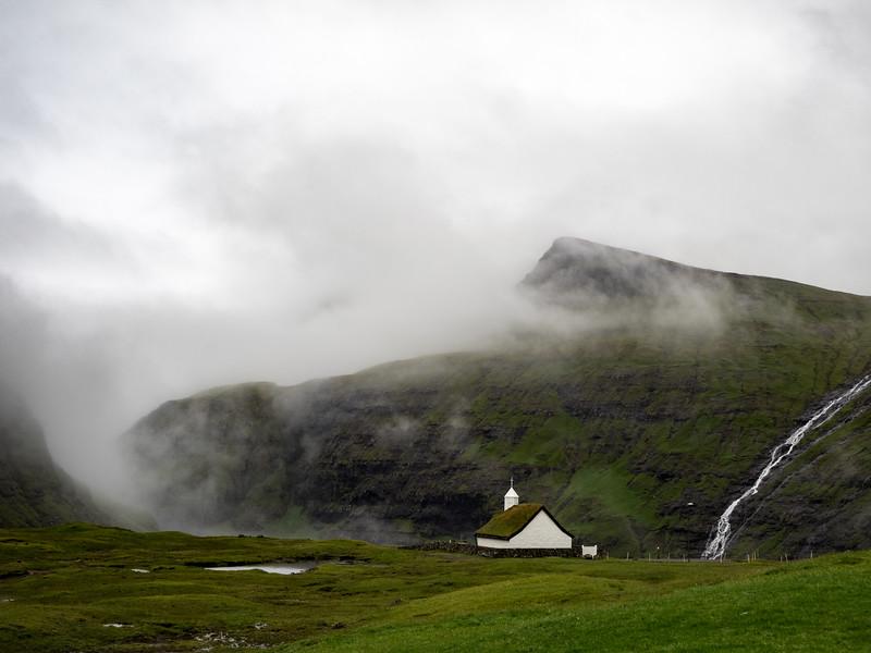 Saksun Landscape (2)