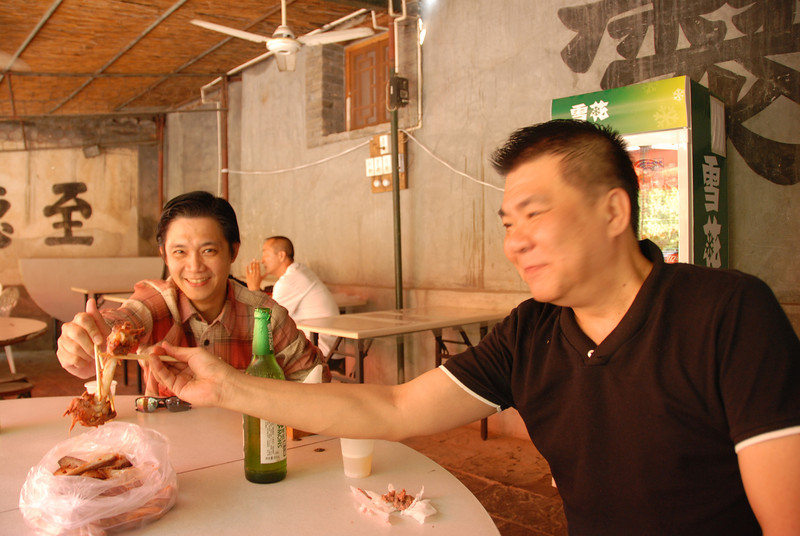 [20110730] MIBs @ Cuandixia-爨底下 Day Trip (55).JPG