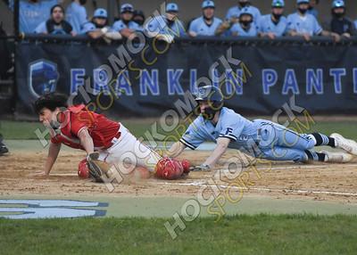 Franklin - North Attleboro Baseball 05-13-21