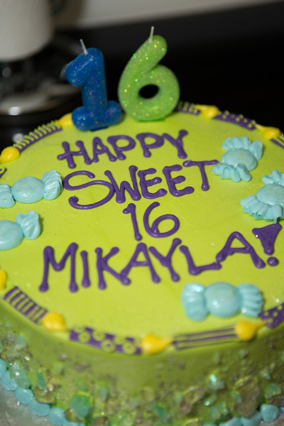 Mikayla's Sweet 16th Party