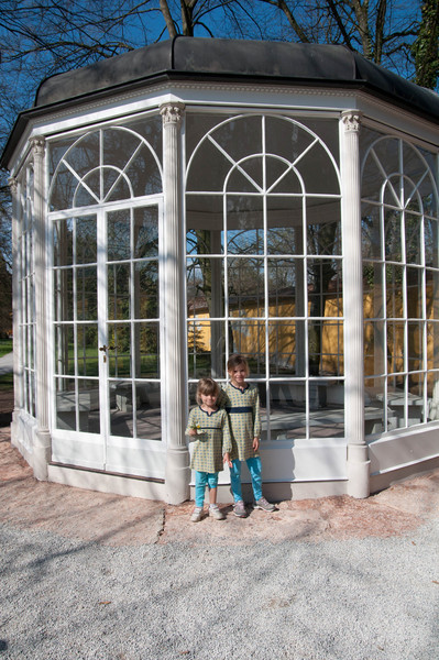 """The gazebo where they filmed """"I am 16 going on 17"""" - the exterior anyway.  The interior is actually larger and elsewhere."""