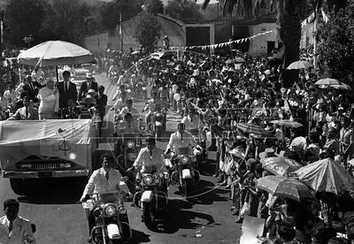 Pope John Paul II in Mexico 1979
