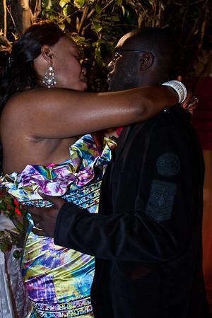 Mr. & Mrs. Nfa Ali Kabba