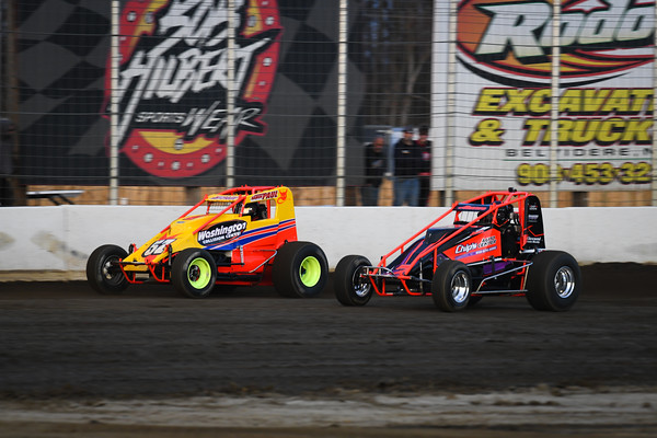 4/3 With USAC East Coast - Crate Modifieds and Outlaw Stocks