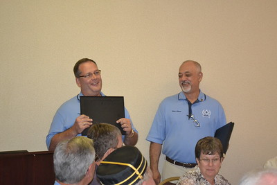 Enid District Meeting & 50 Year Pin 8-11-12