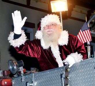 Geneva Christmas Parade December 5, 2015