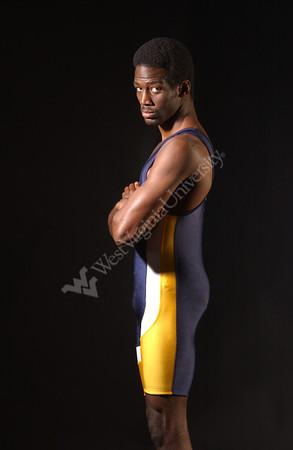 21897 Joe Carr Wrestler for Sport Cover
