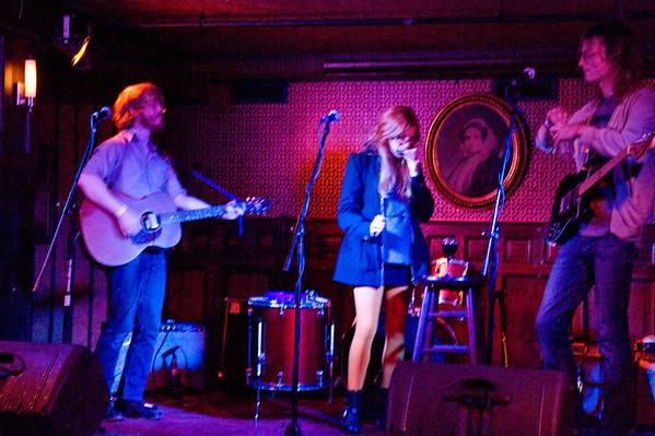 The Parson Red Heads/Hymns/Ladybug Transistor @ Union Hall