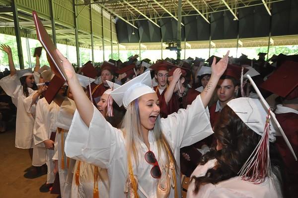 2015 Monument Mountain High School Graduation-060715