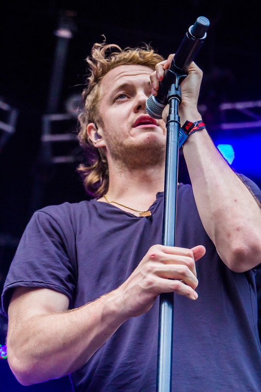 . Imagine Dragons at Lollapalooza