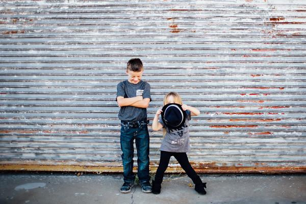 Aidan & Charlotte | Siblings