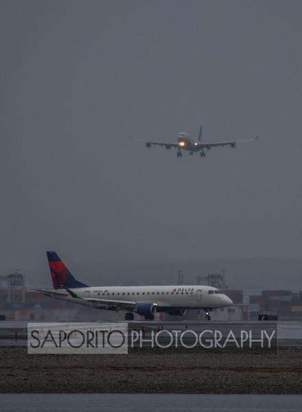 SAS and Delta