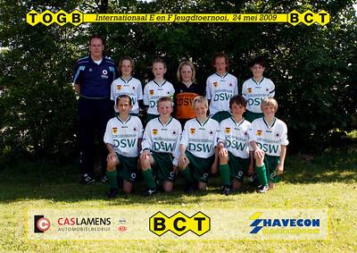 Team foto's