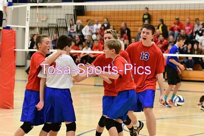 Boys Semi-Finals