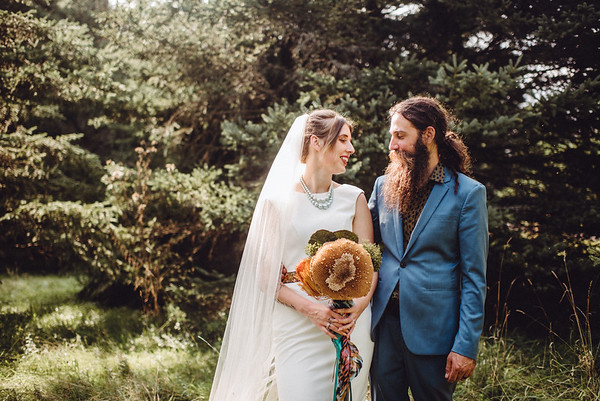 Jaime + Frank Mountain Festival Wedding