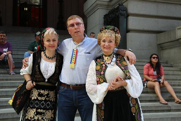Romanian Festival on Broadway, New York 2014 edition - June 22, 2014