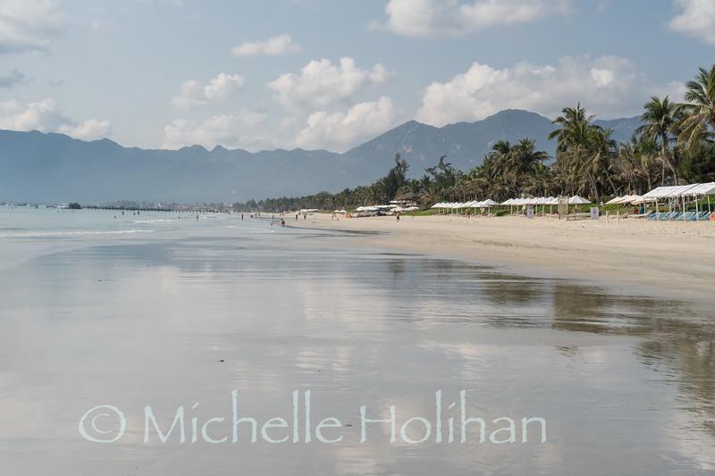 Doc Let Beach, Ninh Hoa, Vietnam