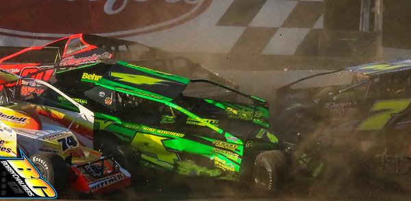 Lebanon Valley Speedway - 7/10/21 - Bobby Chalmers