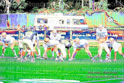 Football, HS JV 12, St Anthonys Vs Holy Cross 09.22.12 ART PRINTS