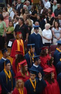 2014 Lewis Cass Graduation