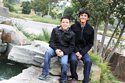 Joshie & Jacob 2014