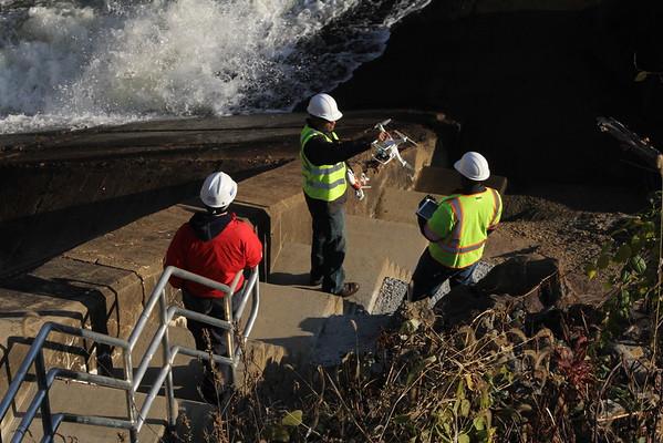 WSSC Duckett Dam Drone Inspection Demonstration