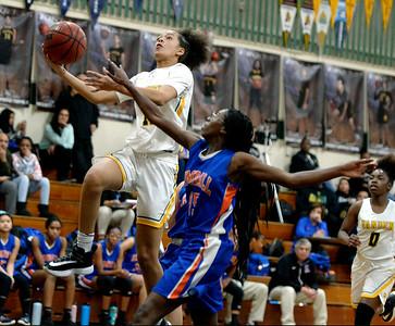 Defense catapults Vanden High girls basketball team to second-round playoff win