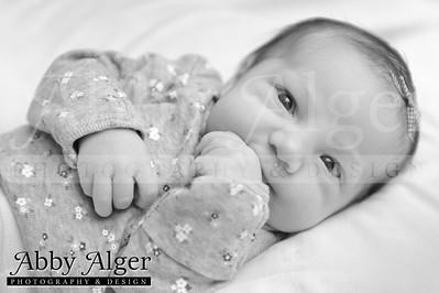 Madeleine's Newborn Portraits