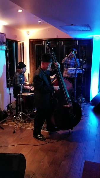 2019-03-03 Ancient Jazz Quartet