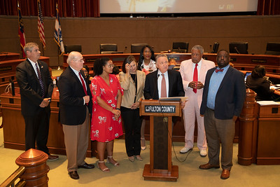 Board of Commissioners Meeting, August 7, 2019