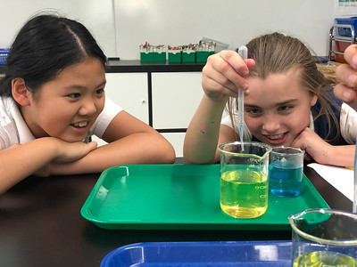 LS Science Class 4th Grade